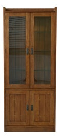 Image of Arts and Crafts China and Display Cabinets
