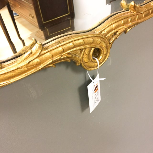 Gilded Mirror by Friedman Bros - Image 8 of 8