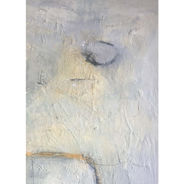 """First String"" Modern Original Abstract Painting For Sale In Los Angeles - Image 6 of 7"