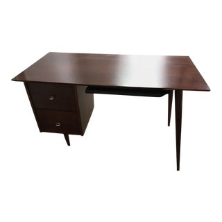 Vintage Mid Century Desk For Sale