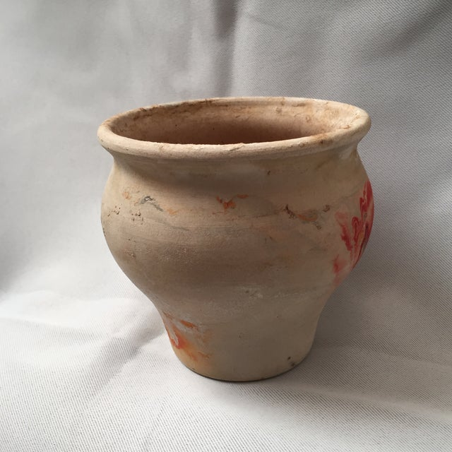 Nemadji Red Pottery Vase - Image 6 of 9