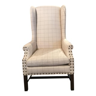 Lee Wingback Arm Chair