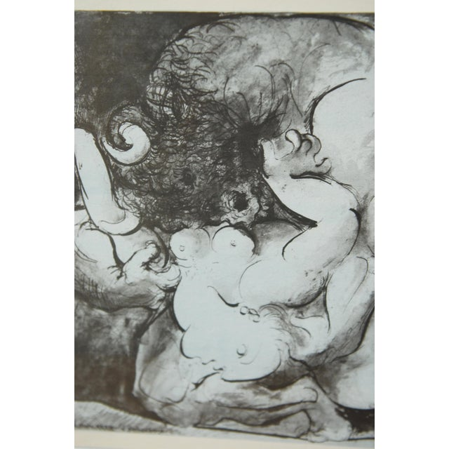 Pablo Picasso Pablo Picasso Minotaur Lithograph For Sale - Image 4 of 10