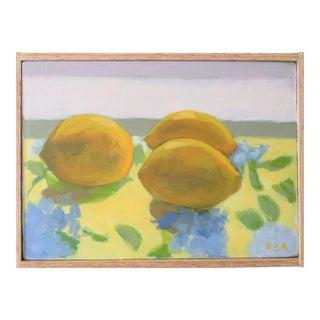 Lemon Light by Anne Carrozza Remick For Sale