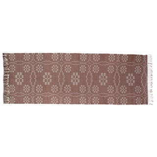 Swedish Handwoven Rug - 2′3″ × 7′1″ For Sale