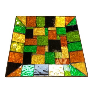 Georges Briard Mosaic Catchall For Sale