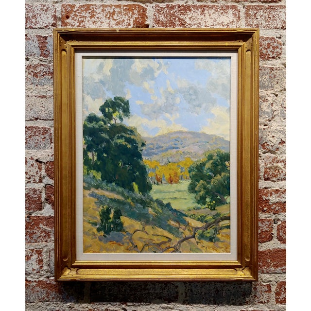 Rodolfo Rivademar - From the WIlderness South of the 71 Fwy- California Oil Painting For Sale - Image 9 of 9