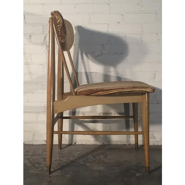 Kroehler Mid-Century Dining Chairs - Set of 6 - Image 9 of 10