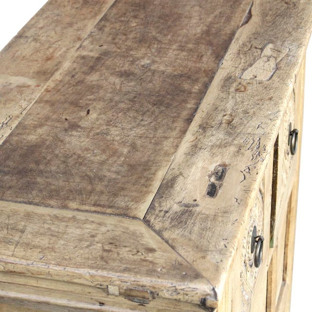Antique Elmwood Money Dresser - Image 3 of 5