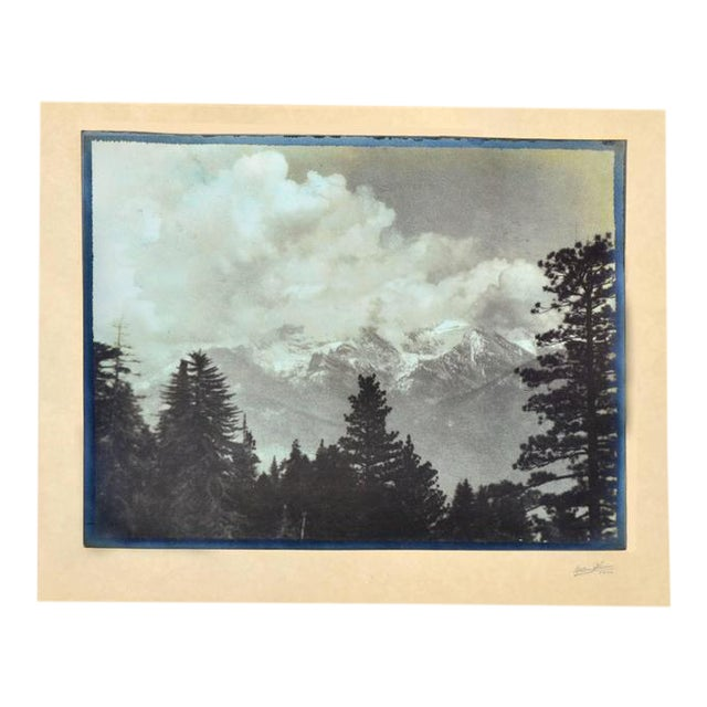 Impression of the High Sierras For Sale
