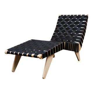 Klaus Grabe Style Chaise Longue For Sale
