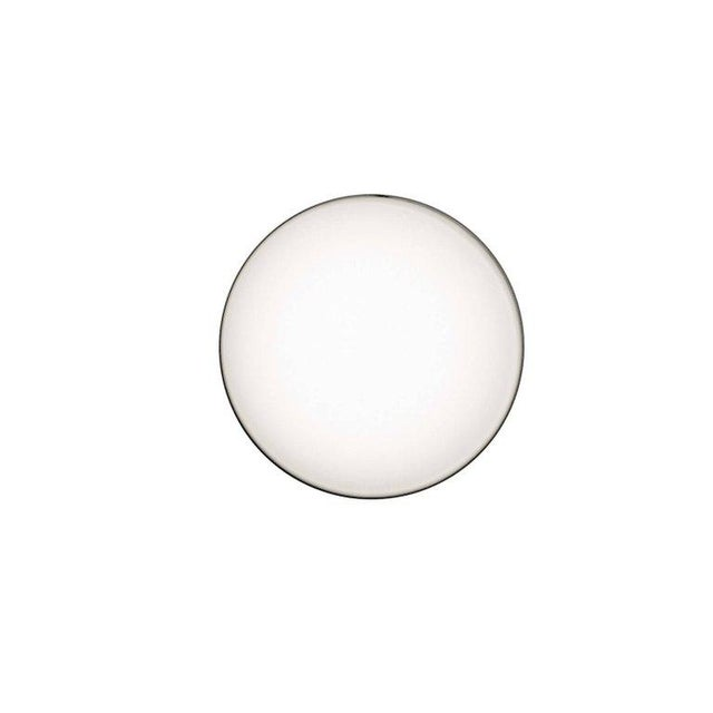 Contemporary Large Arne Jacobsen 'Eklipta' Flush Mount Light for Louis Poulsen For Sale - Image 3 of 6