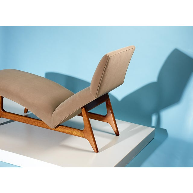 1950s Harvey Probber Chaise Lounge Circa 1950s For Sale - Image 5 of 7