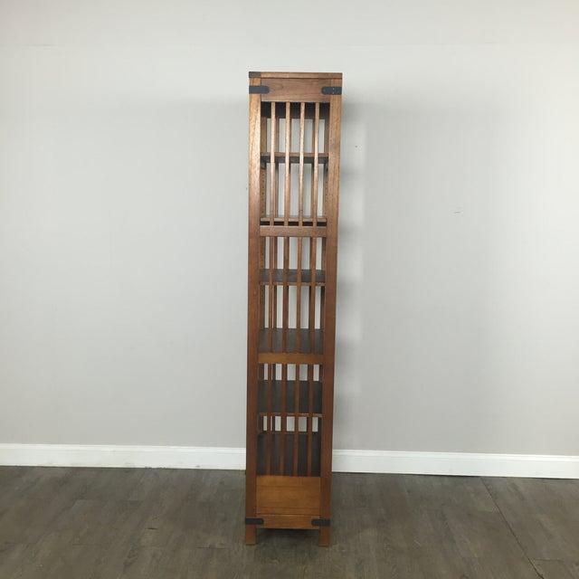 Arhaus Narrow Bookcase - Image 8 of 10