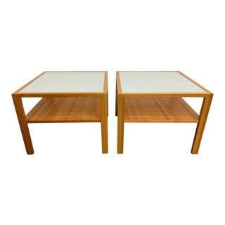 Danish Modern End Tables by Gangsø Møbler For Sale