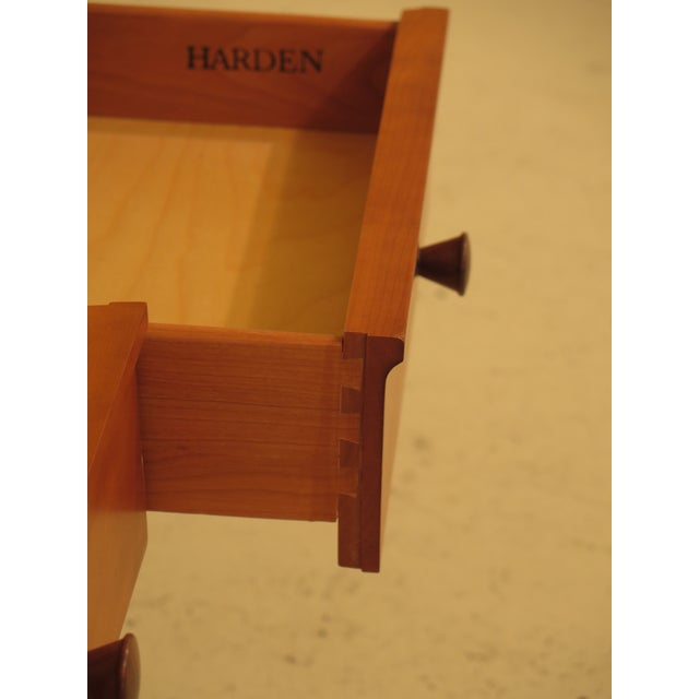 Arts & Crafts Harden 2-Drawer Coffee Table For Sale - Image 10 of 13