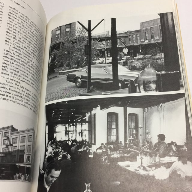 1978 Buildings Reborn Book For Sale In New York - Image 6 of 12