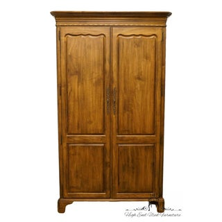 Late 20th Century Vintage Lexington Furniture Southern Living Collection Country French Armoire Preview