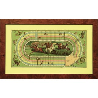 """""""Steeplechase Game Board"""" For Sale"""