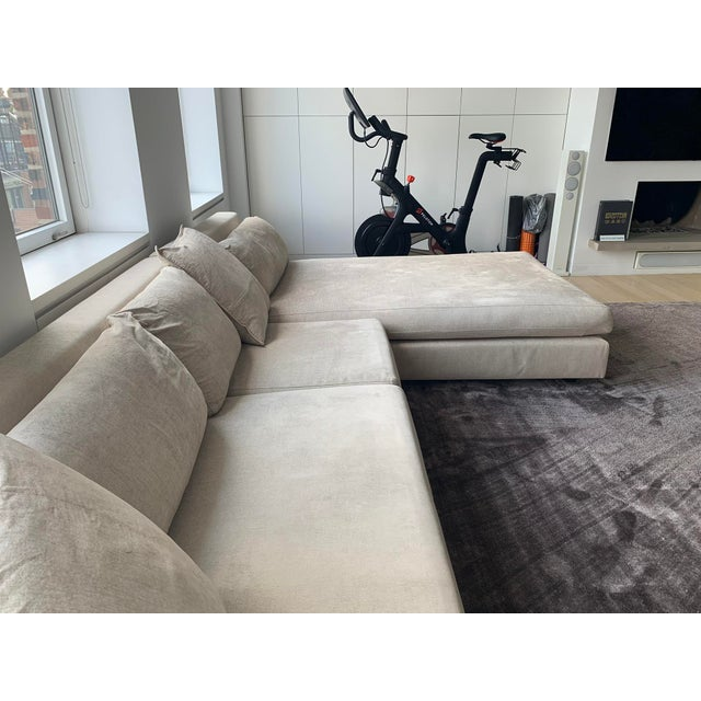 Ligne Roset Vintage Ligne Roset Sectional For Sale - Image 4 of 6