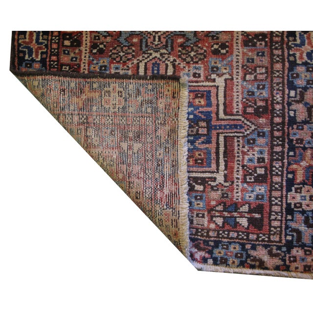 "Persian Karaje Rug - 1'10"" X 2'9"" - Image 3 of 5"