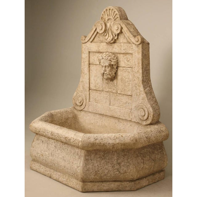 Reproduction French Style Fountain For Sale - Image 10 of 10