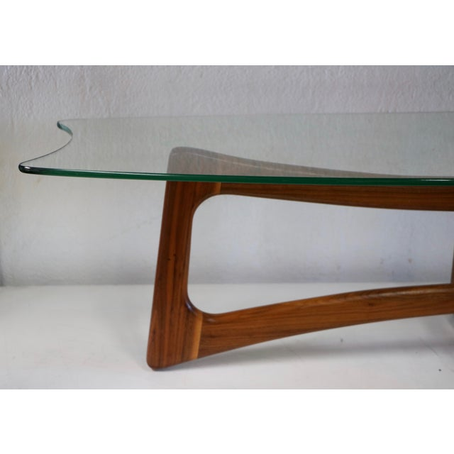Adrian Pearsall Mid Century Modern Coffee Table - Image 6 of 9