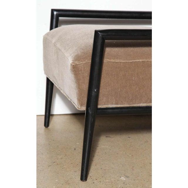 Wood 1950s Vintage Paul McCobb 3082-E Planner Group Ebonized Lounge Chair For Sale - Image 7 of 12