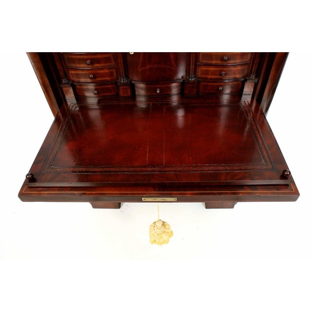 19th Century American Mahogany Secrétaire à Abattant - Image 5 of 10
