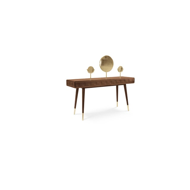 Modern Covet Paris Monocles Dressing Table For Sale - Image 3 of 5