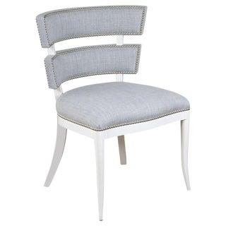 Paul Marra Klismos Style Chair For Sale