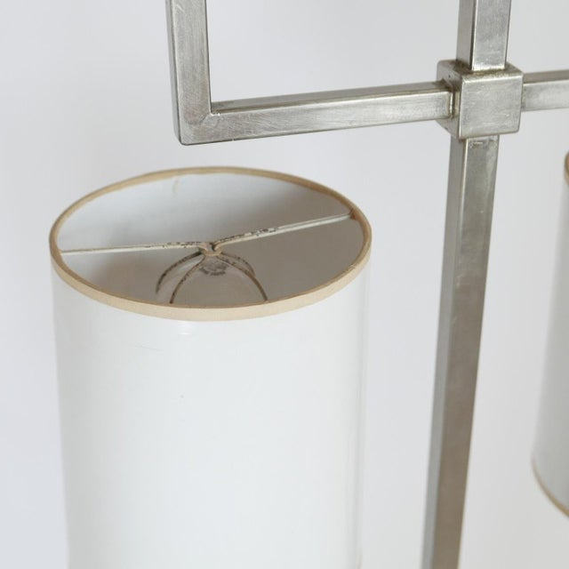 Very Rare Limited Production Tommi Parzinger Floor Lamp for Lightolier For Sale - Image 10 of 12