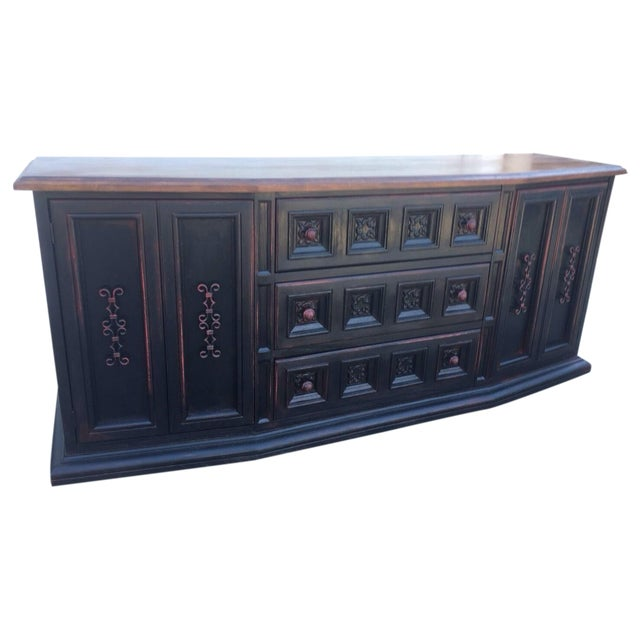 American of Martinsville Credenza - Image 1 of 9