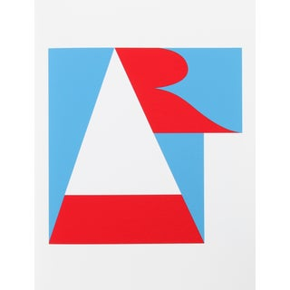 Robert Indiana, Art, Serigraph For Sale