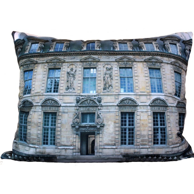 Hotel De Sully Photo Pillow For Sale - Image 9 of 9