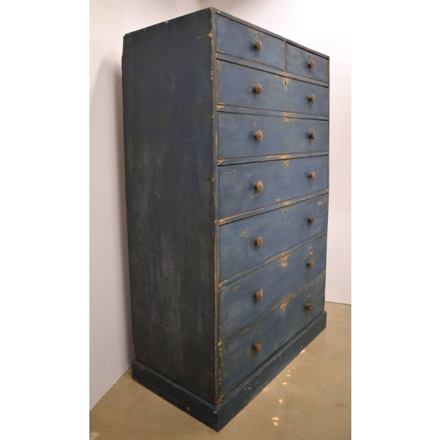 English Chest of Drawers, Early 19th Century For Sale - Image 9 of 11