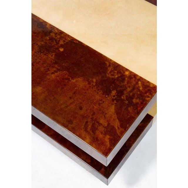Aldo Tura Bar Table For Sale - Image 11 of 12