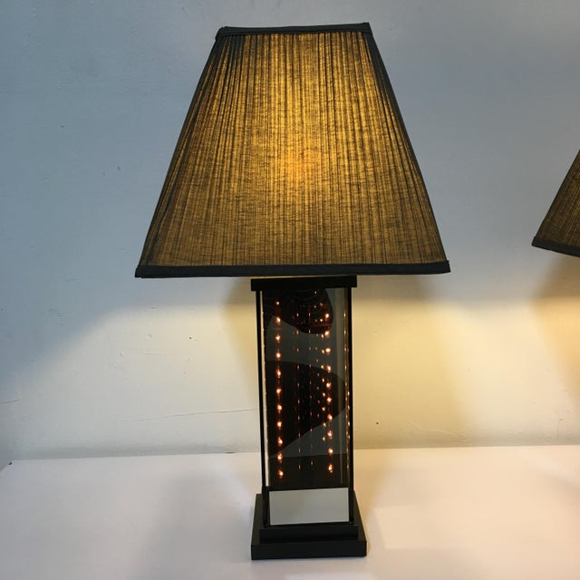 1970s Table Lamps by Lifeline - A Pair For Sale In Los Angeles - Image 6 of 9