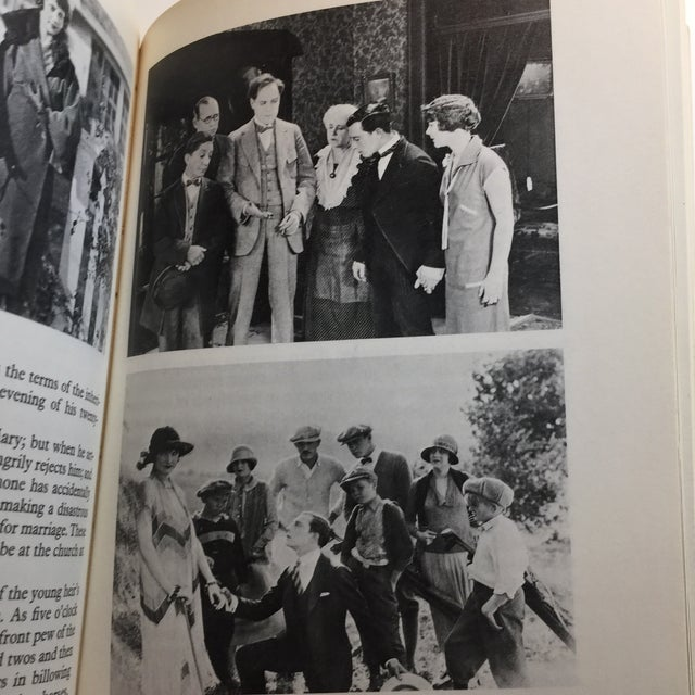 """Paper 1970 """"Buster Keaton"""" David Robinson Book For Sale - Image 7 of 11"""