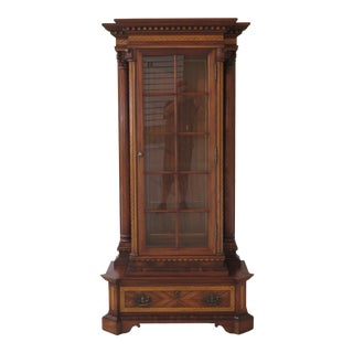 Alfonso Marina Italian Continental Style Cabinet For Sale
