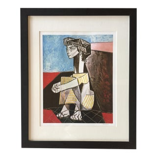 Picasso Reproduction Print