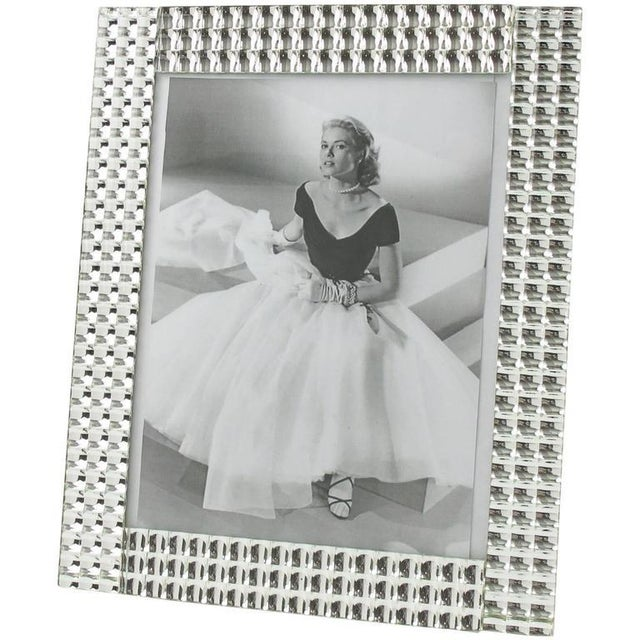 1950s French Large Mirror Picture Photo Frame For Sale In Atlanta - Image 6 of 6