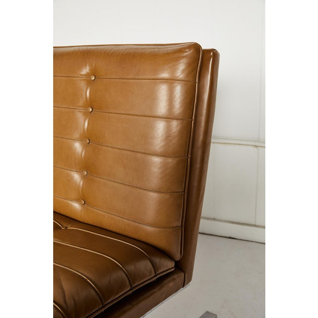 Pair of Midcentury Lounge Chairs For Sale - Image 9 of 13