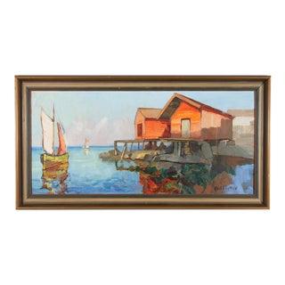 "Knut Norman, ""Sailingboat"" For Sale"