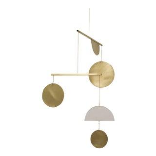 Handmade Minimalist Brass Mobile