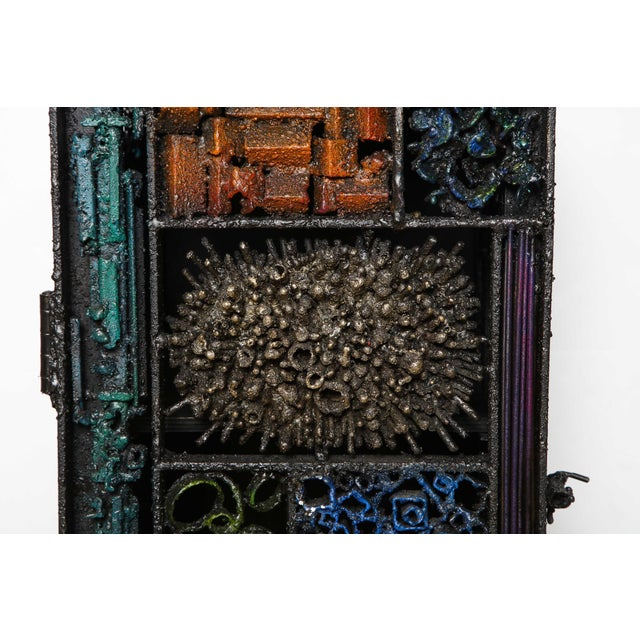 "James Bearden ""Segment Cabinet #2"" For Sale In New York - Image 6 of 13"