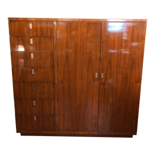 Ralph Lauren Home Modern Hollywood Armoire For Sale