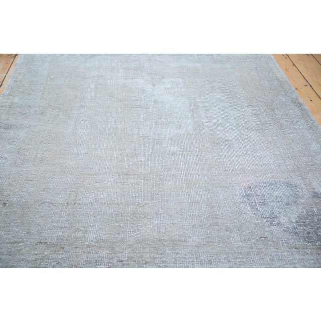 "Distressed Oushak Rug - 4'8"" X 7' - Image 2 of 10"