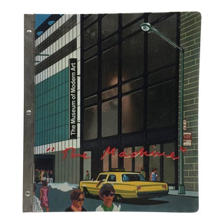 The Machine Museum of Modern Art 1968 For Sale