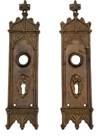 Image of Keyhole Plates